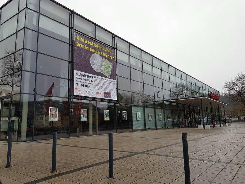 Suedwestfalenboerse 2019 in Siegen, Siegerlandhalle